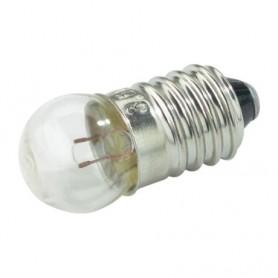 LAMPADINA ATTACCO A VITE  E10 2,5V 300 mA