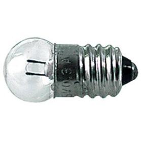 LAMPADINA SFERICA ATT. E10 1,5V 250mA
