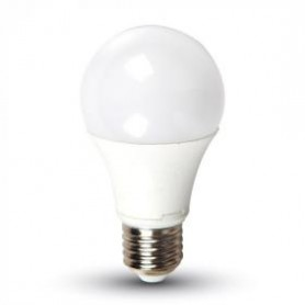 LED BULB - 9W E27 A60 THERMOPLASTIC 6400K