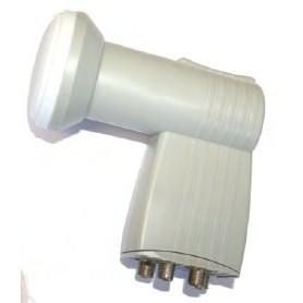 LNB QUATTRO HV-HV 0,2 dB