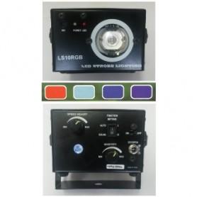 LUCE STROBOSCOPICA 9W RGB - LS10RGB