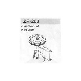 MECCANICA VIDEO SHARP ZR-272