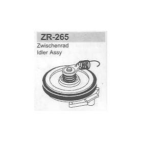 MECCANICA VIDEO SHARP ZR-28