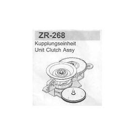 MECCANICA VIDEO SHARP ZR-282