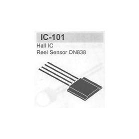 MECCANICA VIDEO JVC IC-101