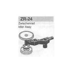 MECCANICA VIDEO SHARP ZR-24