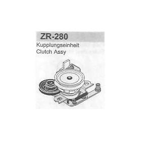 MECCANICA VIDEO SHARP ZR-280