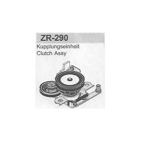 MECCANICA VIDEO SHARP ZR-290
