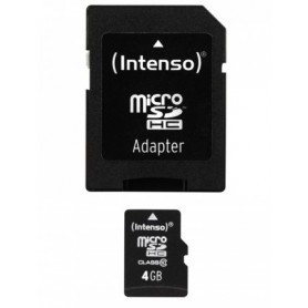 MICRO SD CARDS - class 10 - 4 GB