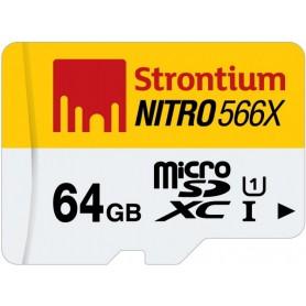 MICRO SD DA 64Gb CLASS 10