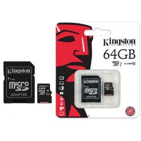 MICRO SECURE DIGITAL 64GB SDC10G2-64GB CLASS10