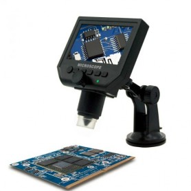 MICROSCOPIO DIGITALE USB HD 600x 4.3