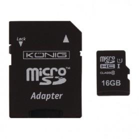 MICROSDHC MEMORY CARD CLASSE 10 16GB
