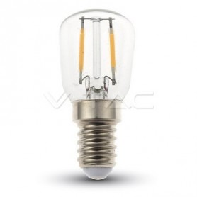 MINI LAMPADINA  LED filament 2w BIANCO CALDO