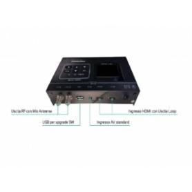 MODULATORE DIGITALE TERRESTRE DVB-T FULL HD