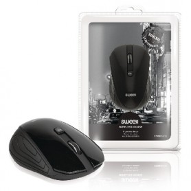 MOUSE WIRELESS DESKTOP 3 BOTTONI Nero