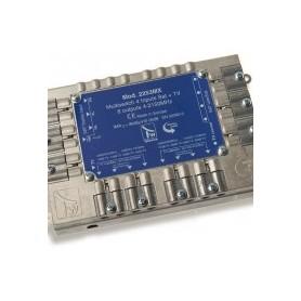 MULTISWITCH A MATRICE ATTIVO 5x8 terminale -2 dB
