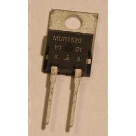MUR 1520 - diodo 200V 15A