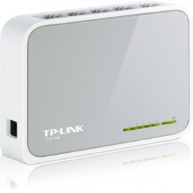 NET SWITCH 10-100 5P TP-LINK TL-SF1005D (DESK)