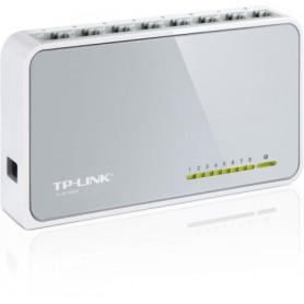 NET SWITCH 10-100 8P TP-LINK TL-SF1008D