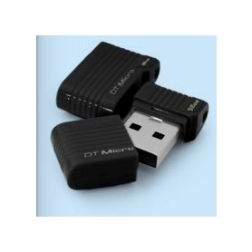 PENDRIVER USB 8 Gb DATA TRAVEL MICRO NERA