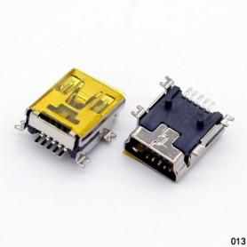 PRESA MINI USB-B 90°