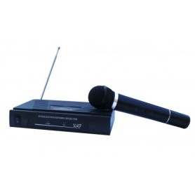 RADIOMICROFONO VHF WIRELESS