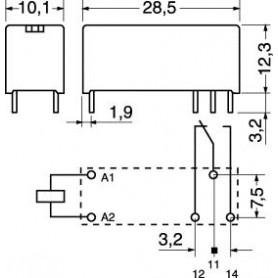 RULLO PREMINASTRO JVC AR-11