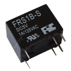 RELE\' 5VDC 16X11X11,5 MM 1A-125V DOPPIO SCAMBIO 56R