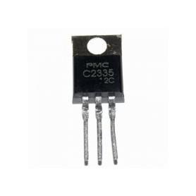2SC2335 - si-n 500v 7a 40w vid-pow.