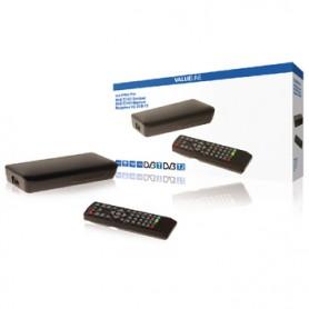 RICEVITORE Full HD DVB-T2 1080p In chiaro - Free To Air (FTA)