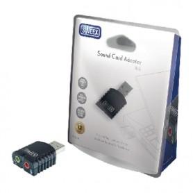 SCHEDA AUDIO USB STEREO