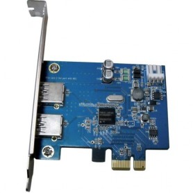 SCHEDA INTERFACCIA PCI-E > 2P USB3.0 ATLANTIS P001-USB30-PCX