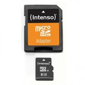 SCHEDA MICRO SDHC 8 GB CLASSE 4