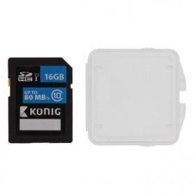 SDHC SCHEDA DI MEMORIA CLASS UHS-I 16 GB