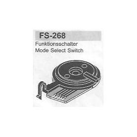 SELETTORE FUNZIONI AKAI FS-268