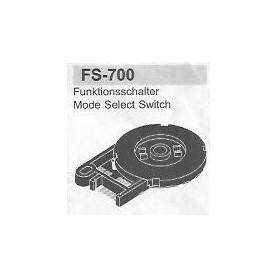 SELETTORE FUNZIONI DAEWOO FS-700