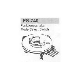 SELETTORE FUNZIONI DAEWOO FS-740
