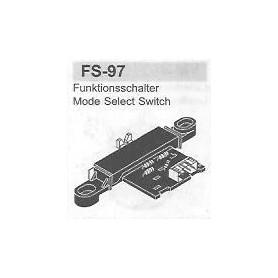 SELETTORE FUNZIONI FISHER FS-97