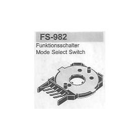 SELETTORE FUNZIONI FUNAI FS-982