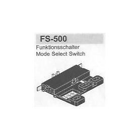 SELETTORE FUNZIONI GOLDSTAR FS-500