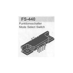 SELETTORE FUNZIONI HITACHI FS-440
