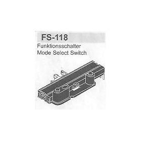 SELETTORE FUNZIONI JVC FS-118