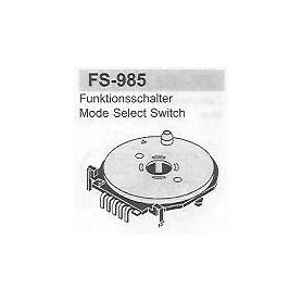 SELETTORE FUNZIONI ORION FS-985