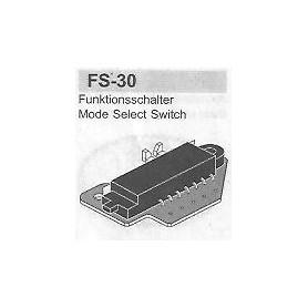 SELETTORE FUNZIONI PANASONIC FS-30