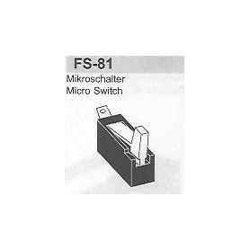SELETTORE FUNZIONI PHILIPS FS-81
