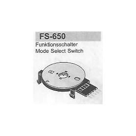 SELETTORE FUNZIONI SAMSUNG FS-650