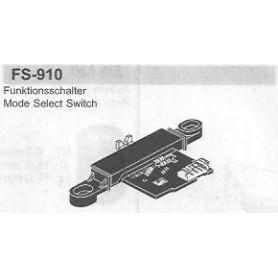 SELETTORE FUNZIONI SANYO  FS-910