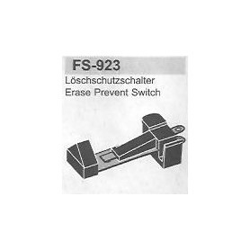 SELETTORE FUNZIONI SANYO FS-923