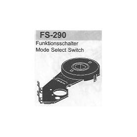 SELETTORE FUNZIONI SHARP FS-290